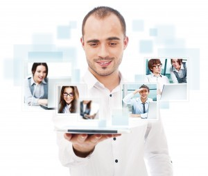 Online meeting software