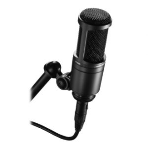 Audio-Technica AT2020 Web Microphone