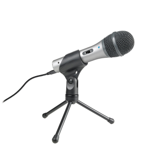 Audio-Technica ATR2100 web microphone